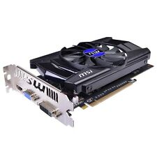 MSI GeForce GTX N750Ti-2GD5/OC 2GB GDDR5 PCIe DVI/VGA Video Card HDMI & HDCP