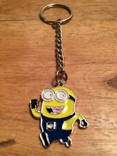 Despicable Me Minion Keyring (Bob)