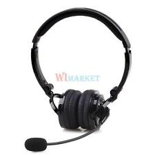 Latest Trucker Noise-Canceling Over the Head Bluetooth A2DP Music Stereo Headset