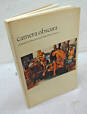 CAMERA OBSCURA.A Journal of Feminism and Film Theory 8-9-10'82[cinema,femminismo
