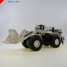 Komatsu WA 1200 Coal white NZG nzg 889/01