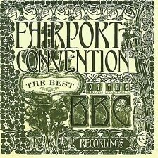NEW The Best Of The Bbc Recordings by Fairport Convention CD (CD) Free P&H
