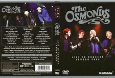 The Osmonds - Live In Concert 2006 (DVD, 2006)NEW ITEM