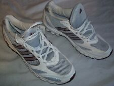 NEW NOS WOMENS ADIDAS ORBED RUNNING COURSE BABY BLUE WHITE SILVER SHOES cushion