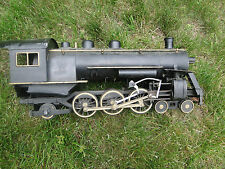 Vintage Buddy L Outdoor Train 1920's Locomotive