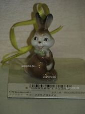 +# A006616_36 Goebel Archiv Muster Ostern Ornament Hase Bunny mit Fliege 62-225