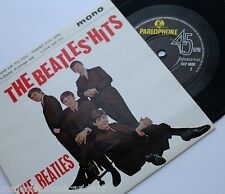 "THE BEATLES LOVE ME DO EP 7"" VINYL 45 PARLOPHONE UK MONO 8880 NM RARE"