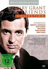 % 2 DVDs *  CARY GRANT & FRIENDS - COLLECTION  # NEU OVP %