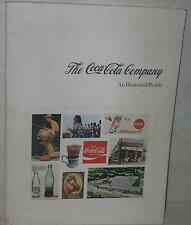 """1974 """"The Coca Cola Company: An Illustrated Profile"""" Company Retrospective 109 P"""