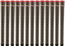 Winn Dri-Tac Wrap 5DTWR DG Standard Golf Grips - Dark Grey - Set of 13