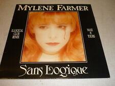 "MYLENE FARMER MAXI 12"" FRANCE SANS LOGIQUE"