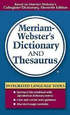 Merriam-webster's Dictionary And Thesaurus (DictionaryThesaurus)
