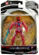 Power Rangers Movie 2017 - Red Ranger Basic Figure - New IN STOCK NOW