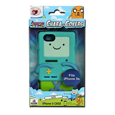 Adventure Time Chara-Cover BMO iPhone 5/5S Cell Phone Case - Huckleberry