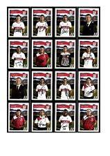Autogrammkartensatz VFB Stuttgart 2011-12 35 Karten Original Signiert(155)