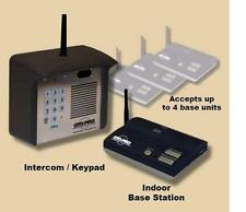 GTO F4100MBC Estate Series Digital Keypad / Intercom System (Wireless Only) Kit