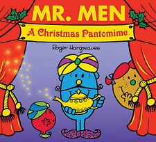 NEW  - MR MEN A CHRISTMAS PANTOMIME ( BUY 5 GET 1 FREE book )  Little Miss
