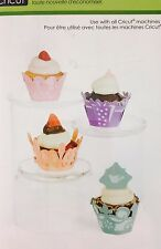 New & Sealed - Cricut lite Cupcake Wrappers Cartridge - Retired & Rare