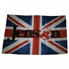 NEW Jenson Button McLaren Flag F1 Formula One Flag Union Jack Flag 140 x 90cm