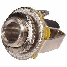10 pcs 3.5mm stereo socket/jack female connector panel mount Solder