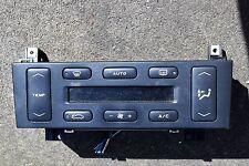 PEUGEOT 406 ESTATE HDI DASH HEATING A/C CONTROLS LED DISPLAY SERIES 2 W REG 2000