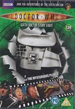 DOCTOR WHO DVD FILE 129 THE MYSTERIOUS PLANET colin baker trial timelord XLNTcon