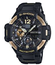 Casio G-Shock * G-Aviation GravityMaster GA1100-9G Black/Gold Gshock COD PayPal