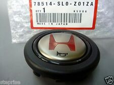 "JDM HONDA Acura NSX Type-R ""NA1"" Horn Button 78514-SL0-Z01ZA GENUINE BRAND NEW"
