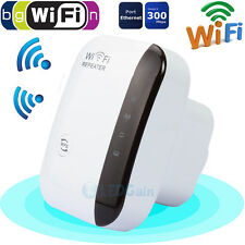 Wireless-N WiFi Repeater 802.11n Router Signal Range Extender Amplifier 300Mbps