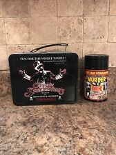 VINTAGE NECA HOUSE OF 1000 CORPSES CAPTAIN SPAULDING LUNCHBOX WITH THERMOS RARE