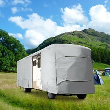 RV MOTORHOME TRAILER 4 LAYER OUTDOOR COVER COVERS CLASS A B C - LENGTH 20' - 25'