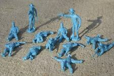 TSSD DISMOUNTED CAVALRY W/ CASUALITIES  SOLDIERS 54MM 1:32 UNION CUSTER TOY