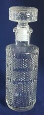 Beautiful Small Cylinder Shaped Decanter (Height - 24 cm)