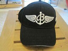 Breitling Negro Gorra de béisbol