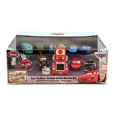 DISNEY CARS RADIATOR SPRINGS DELUXE DIE CAST SET-NEW