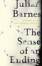 The Sense of an Ending by Julian Barnes (Hardback, 2011)