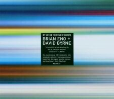 BRIAN ENO & DAVID BYRNE - MY LIFE IN THE BUSH OF GHOSTS CD ALBUM (REMASTERED)