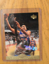 Grant Hill 1995-96 Upper Deck Electric Court First Team All-Rookie Team