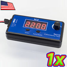 HJ Digital and Analog Servo Tester / ESC Consistency Tester for RC Drone Quad