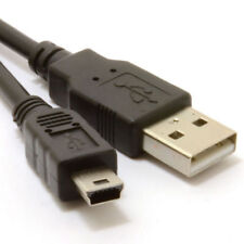 NEW USB Data Lead Sync Cable For Garmin Nuvi 2597LM 2597LMT GPS Sat Nav