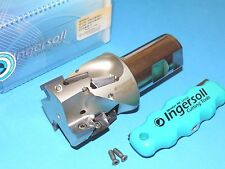"INGERSOLL 2"" Extended Flute Precision Mill w/ AOMT Inserts 22J3E-2002381R01"