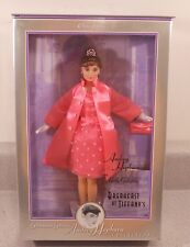 AUDREY HEPBURN BARBIE DOLL HOLLY GOLIGHTLY BREAKFAST AT TIFFANYS PINK 1998 20665