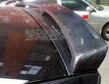 Real Carbon Fiber B Style Rear Roof Spoiler Wing Fit For Smart Fortwo 08-13 M055
