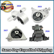 Engine Motor Trans Mount Set 4 01-07 Dodge Caravan/Grand Caravan 3.3/ 3.8L M048