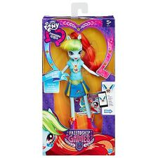 MY LITTLE PONY EQUESTRIA Girls amicizia GIOCHI BAMBOLA-Rainbow Dash
