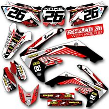 2008 2009 2010 2011 2012 2013 2014 TTR 125 GRAPHICS YAMAHA TTR125 MOTO DECALS