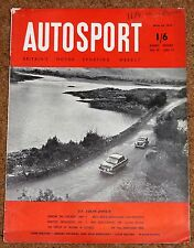 Autosport 9/4/55 - CIRCUIT of IRELAND - THE GORDINI STORY - ROLLS SILVER CLOUD