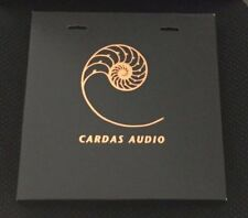 Cardas Audio Clear Light 2 .5 mt pr Audiophile speaker cables New!