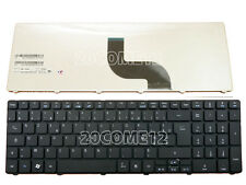 for ACER ASPIRE 5750G 5750Z 5750ZG 7235G 7250 7250G 7339 Keyboard French Clavier