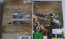 Real Warfare 1242, ein excellentes Echtzeit-Strategie-spiel !